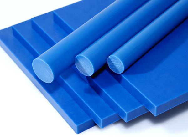 polietylen niebieski pe1000 pe500 pe300 blue wałki płyty