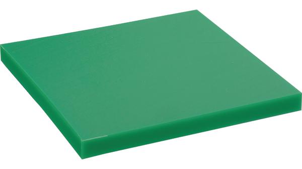 polietylen zielony płyty wałki formatki pręty