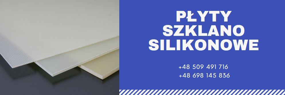 płyty szklano silikonowe laminaty szklano silikonowe
