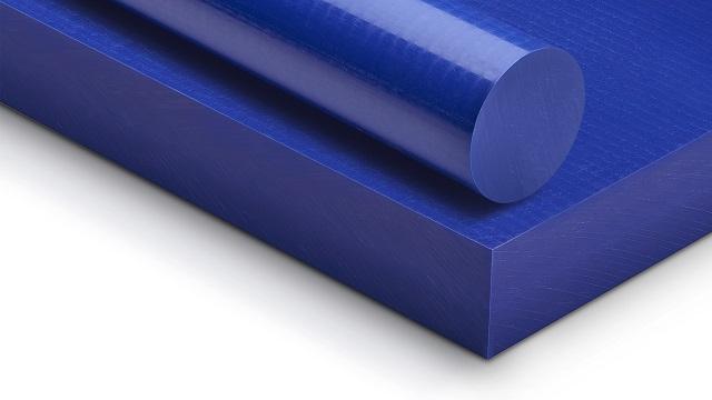 polietylen niebieski pe1000 pe500 pe300 płyty wałki formatki docięte na wymiar