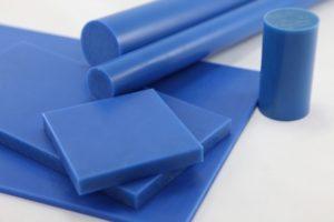 poliacetal niebieski