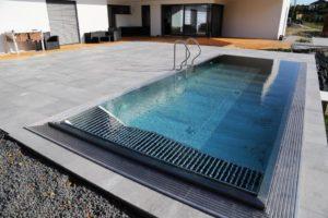 Wykładziny basenów z polietylenu PE
